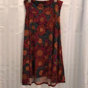 LuLaRoe Woman's size medium skirt, stretch, wide